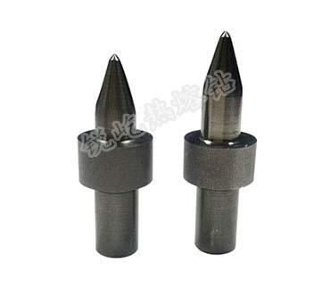硬质合金热熔钻头